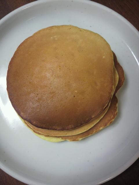 コーンパンケーキ