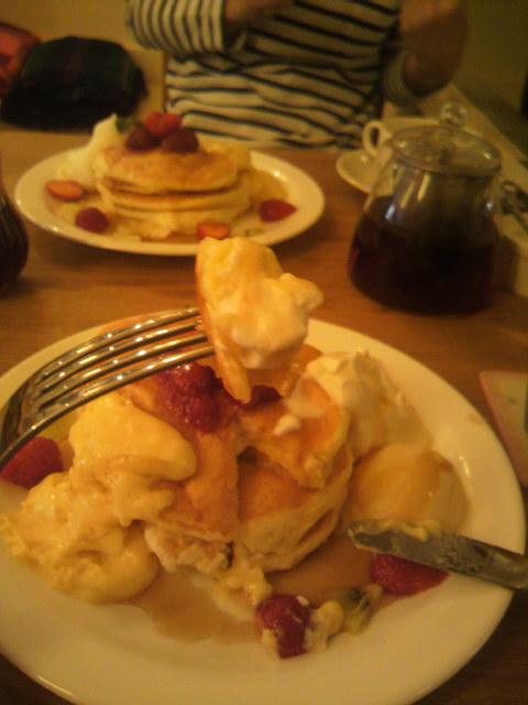大好きパンケーキ@MOGMOG